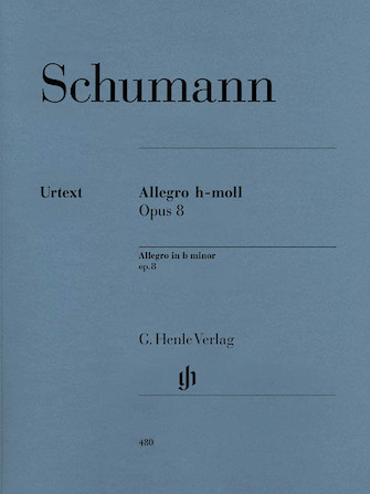 Product Cover for Allegro in B minor Op. 8