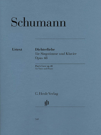 Product Cover for Dichterliebe for Voice and Piano, Op. 48