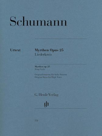 Myrthen, Op. 25