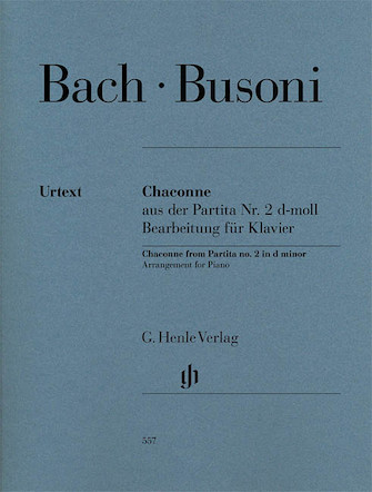 Product Cover for Chaconne from Partita No. 2 in D Minor