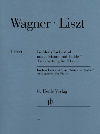 Product Cover for Isoldens Liebestod from Tristan und Isolde (Richard Wagner)