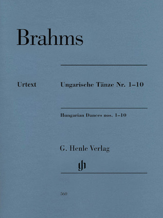 Product Cover for Hungarian Dances Nos. 1-10