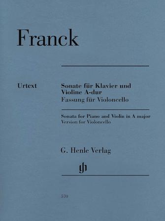 Product Cover for Violin Sonata A Major