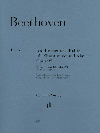 Product Cover for To the Distant Beloved, Op. 98