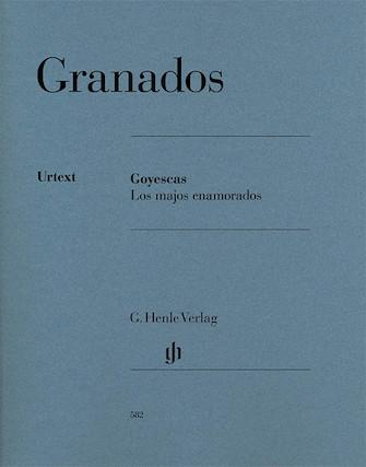 Product Cover for Goyescas – Los Majos Enamorados