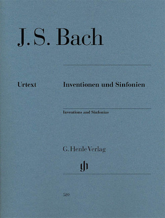 Product Cover for Inventions and Sinfonias