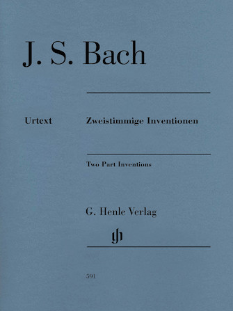Product Cover for Two Part Inventions