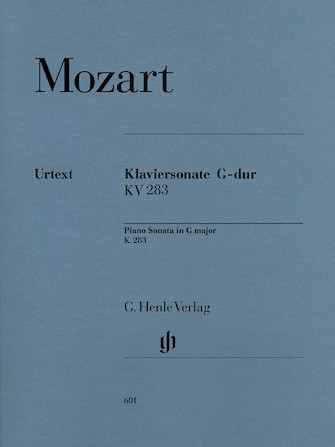 Product Cover for Piano Sonata in G Major K283 (189h)