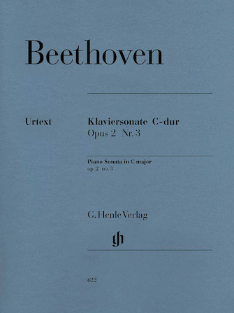Product Cover for Piano Sonata No. 3 in C Major Op. 2, No. 3