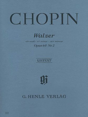 Product Cover for Waltz in C Sharp minor Op. 64