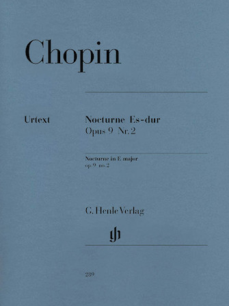 Product Cover for Nocturne in E Flat Major Op. 9