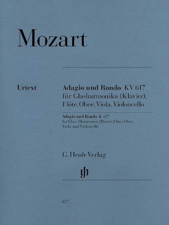 Product Cover for Adagio and Rondo K617