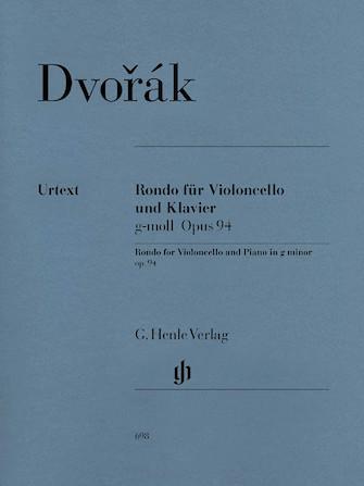 Rondo for Violoncello and Piano G minor Op. 94