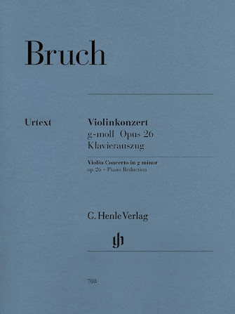 Product Cover for Violin Concerto in G Minor Op. 26