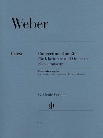 Product Cover for Concertino, Op. 26