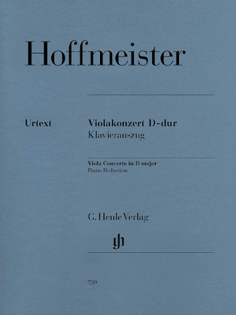 Product Cover for Viola Concerto D Major