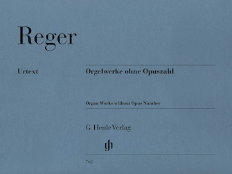 Product Cover for Organ Works Without Opus Number