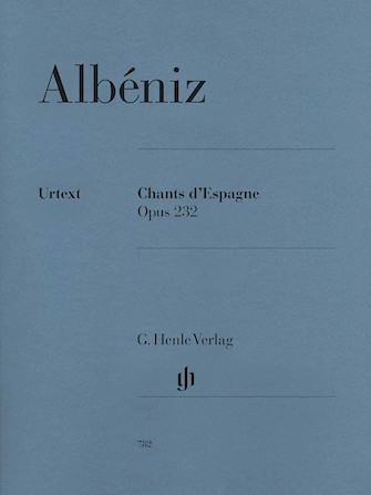Product Cover for Chants d'Espagne Op. 232