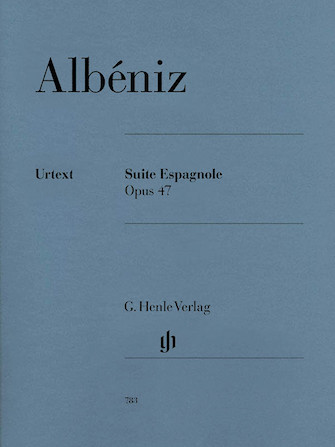 Product Cover for Suite Espagnole Op. 47