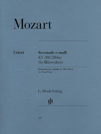 Product Cover for Serenade in C minor, K. 388 (384a)