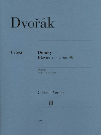 Product Cover for Dumky Piano Trio Op. 90