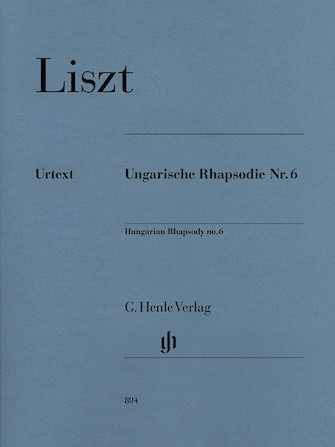 Product Cover for Hungarian Rhapsody No. 6
