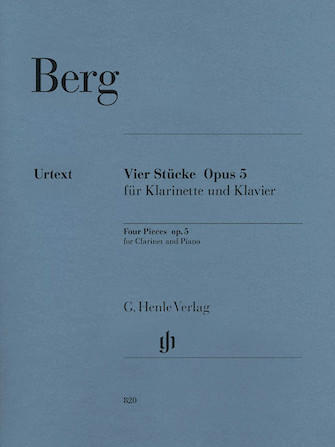 Product Cover for Four Pieces, Op. 5