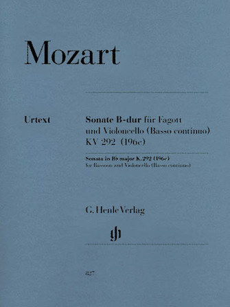 Product Cover for Sonata in B-flat Major, K. 292 (196c)