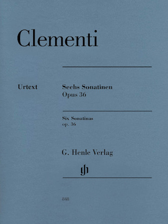Product Cover for 6 Sonatinas, Op. 36