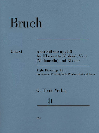 8 Pieces, Op. 83