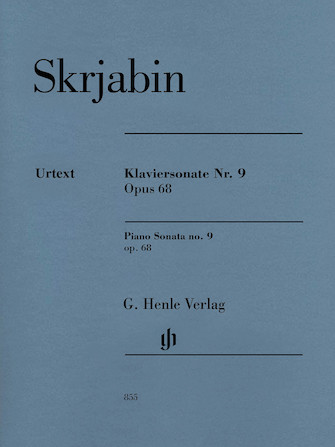 Product Cover for Piano Sonata No. 9, Op. 68