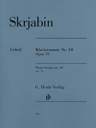 Product Cover for Piano Sonata No. 10, Op. 70