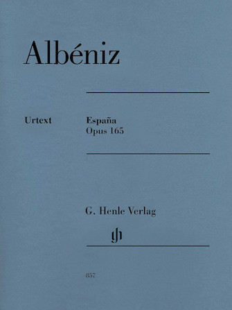 Product Cover for España, Op. 165