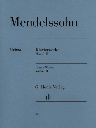 Product Cover for Piano Works – Volume II