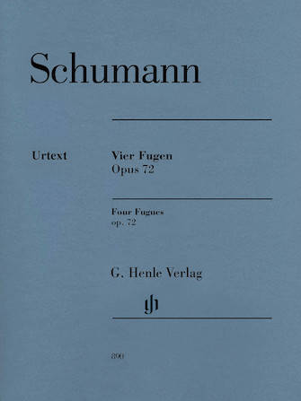 Product Cover for Four Fugues, Op. 72
