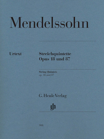 Product Cover for String Quintets, Op. 18 and 87