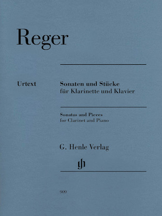Product Cover for Max Reger – Sonatas and Pieces