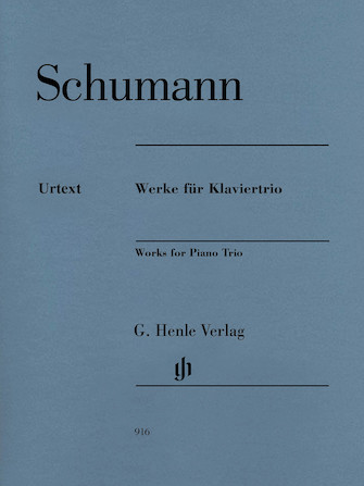 Product Cover for Robert Schumann – Works for Piano Trio