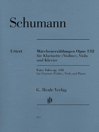 Product Cover for Fairy Tales, Op. 132 (Märchenerzählungen)