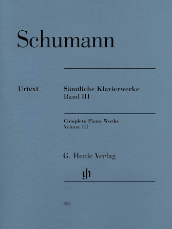 Product Cover for Complete Piano Works – Volume 3