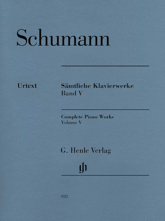 Product Cover for Complete Piano Works – Volume 5