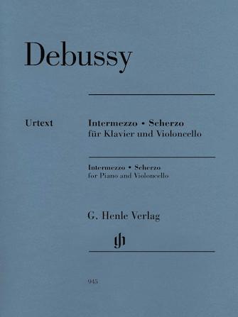 Product Cover for Intermezzo and Scherzo