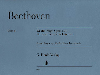Product Cover for Grand Fugue, Op. 134