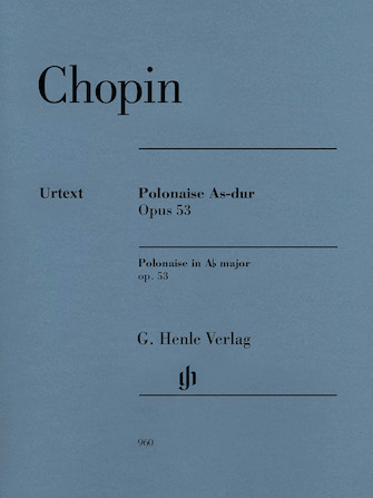 Product Cover for Polonaise in A-flat Major, Op. 53