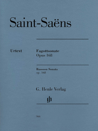 Product Cover for Bassoon Sonata, Op. 168