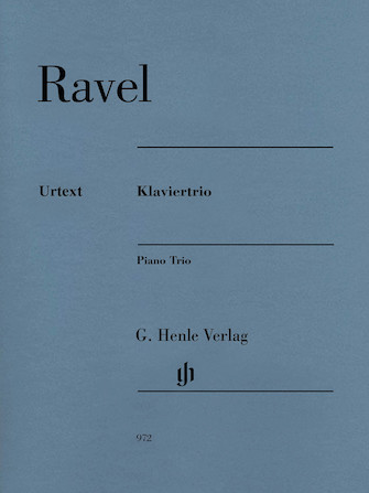 Product Cover for Maurice Ravel – Piano Trio