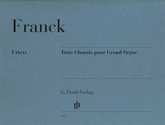 Product Cover for 3 Chorals pour Grand Orgue