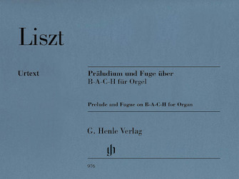 Product Cover for Prelude and Fugue on B-A-C-H