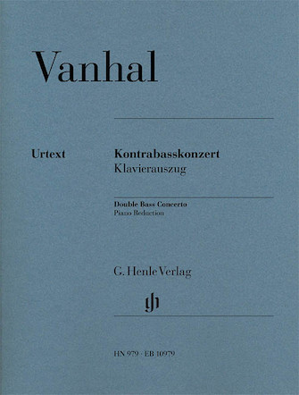 Product Cover for Double Bass Concerto