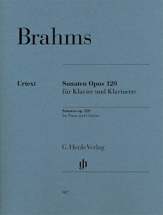 Product Cover for Clarinet Sonatas Op. 120